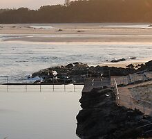the beautiful sawtell rock pool by mryan20