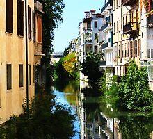Venezia scene by Silje Schanche