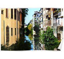 Venezia scene Poster