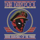 Dan Darepool: Insane Ninja-Merc of the Future by maclac
