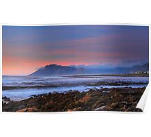 Kommetjie Sunset Views Poster