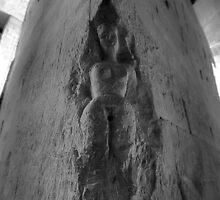 Venus of Willendorf Mk II by Revenant
