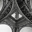 The Eiffel Tower by Robyn Carter