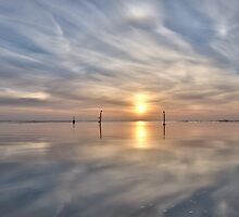 Reflecting Sands by John Sharp