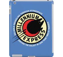Millennium Falcon Express iPad Case/Skin