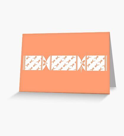 Cracker Greeting Card