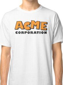 ACME corporation (orange) Classic T-Shirt