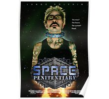 Poster/Postcard - Space Penitentiary Poster