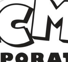 ACME corporation (semi trans) Sticker