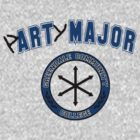 Party Major by goldenote