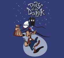 Day of the Dalek by Olipop