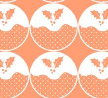 Pudding Pattern Sticker