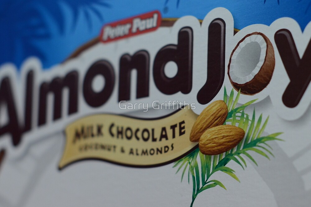 Chocolate, Almonds & Coconut.....mmmmmm! by Garry Griffiths