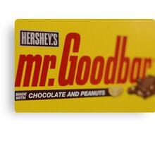 Chocolate & Peanuts......mmmmmm! Canvas Print