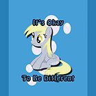It&#x27;s Okay Derpy iPhone/Pod Case by Geek-Spirations