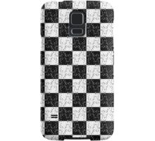 Floral Checkers iPhone/iPod Case Samsung Galaxy Case/Skin