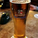 Pint of Weihenstephan - Pivni Pub by rsangsterkelly