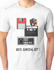 80's survival kit Unisex T-Shirt