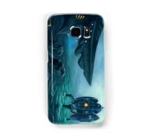 Danger in the Pacific! Samsung Galaxy Case/Skin