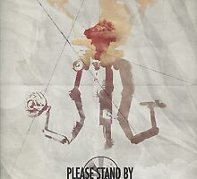 Mister Handy - Please Stand By by Kippster