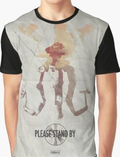 Mister Handy - Please Stand By Graphic T-Shirt