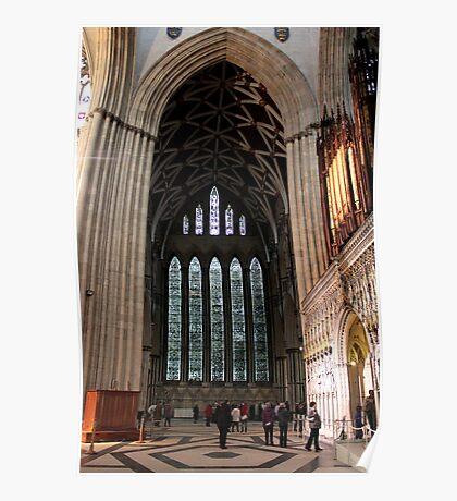 York Minster 1 Poster