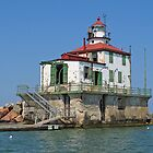 Ashtabula Harbor Lighthouse by Jack Ryan