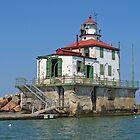 Ashtabula Harbor Lighthouse by Jack Ryan