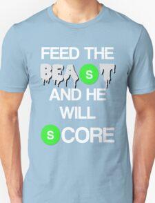 'Feed The Beast' Marshawn Lynch T-Shirt