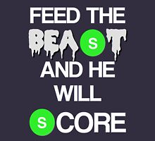 'Feed The Beast' Marshawn Lynch Unisex T-Shirt