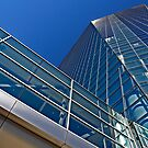 Philadelphia's Cira Center by cclaude