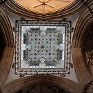 York Minster - Ceiling  by rsangsterkelly