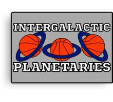Intergalactic Planetaries Canvas Print