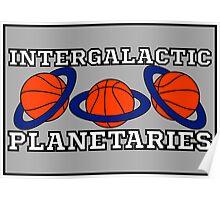 Intergalactic Planetaries Poster