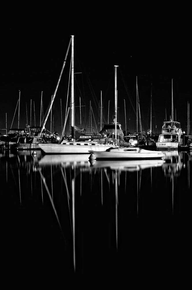 Night at Matilda Bay by Ladyshark
