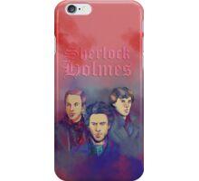 3 Sherlock iPhone Case/Skin