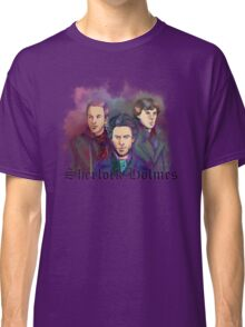 3 Sherlock Classic T-Shirt