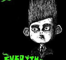 Erasernorman by Seth Daughtrey