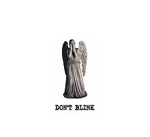 weeping angel - don't blink by dclete