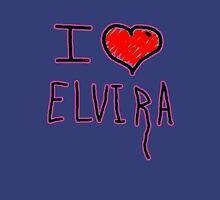 i love Elvira on halloween  Unisex T-Shirt