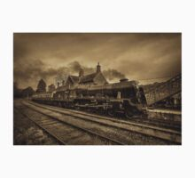 46100 Royal Scot  - Sepia Version One Piece - Short Sleeve