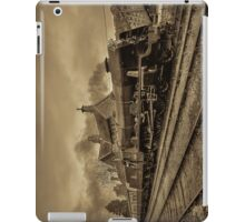 46100 Royal Scot  - Sepia Version iPad Case/Skin
