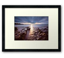 Ray of Light Framed Print