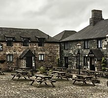 Jamaica Inn, Cornwall by Linsey Williams