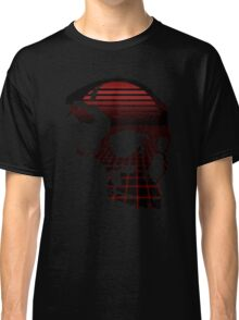 Retro Hell Skull Classic T-Shirt