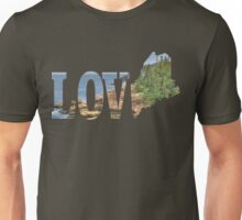 Love in Maine Unisex T-Shirt