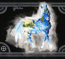 Gaia by Goldeen Ogawa