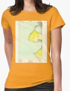 USGS Topo Map Washington State WA Birch Point 240064 1952 24000 T-Shirt