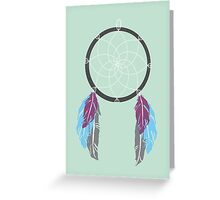 Catcher of Dreams Greeting Card