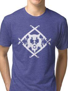 Xavier Wulf Black Tri-blend T-Shirt